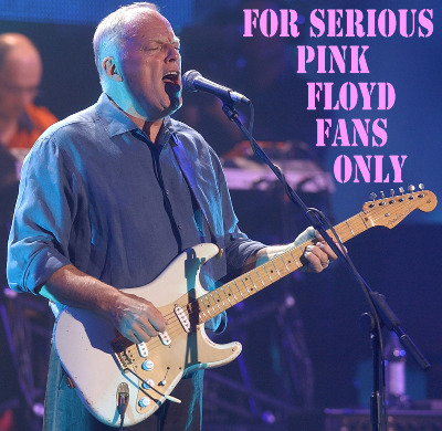 Pink Floyd's Dave Gilmour plays a Fender Stratocaster 001 on stage at the Strat Pack Concert held at London's Wembley Arena, Friday Sept. 24, 2004. The Strat Pack concert, a charity concert for Nordoff-Robbins Music Therapy, celebrates 50 years of the iconic Fender Stratocaster guitar. (AP Photo/Richard Lewis)